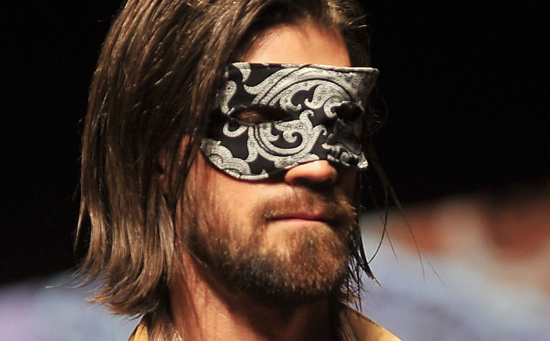 Zorro Masks and Cartoon Suits Are the Things in Style Now