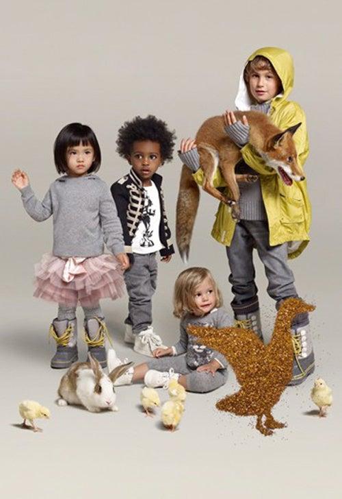 Stella's GapKids Line Debuts; Nicole's Navajo-Inspired Footwear