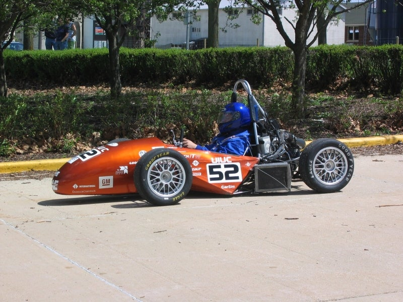 Time-Lapse Video Makes Formula SAE Chassis Fabrication Interesting