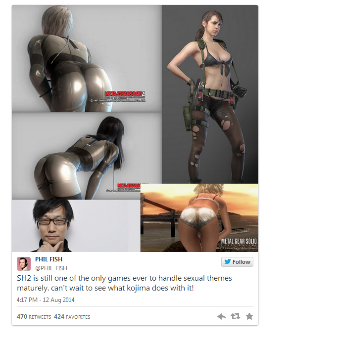 The Internet Reacts To The New Silent Hill