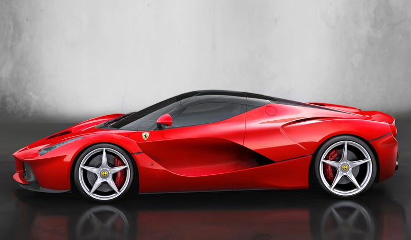 How Pininfarina Designed The LaFerrari Without Getting Paid For It