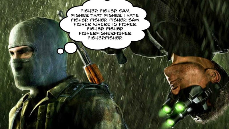 Why Video Game Characters Say Such Ridiculous Things