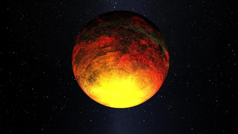 Earth 2 at last? Rocky exoplanet is just 1.4 times the size of Earth