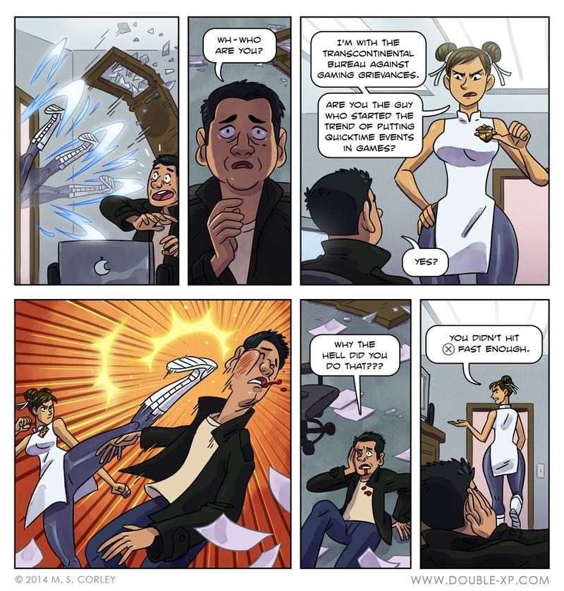 Sunday Comics: Exit Through The Gift Shop