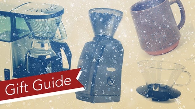 7 Gifts for the Adorably Obnoxious Coffee Snob