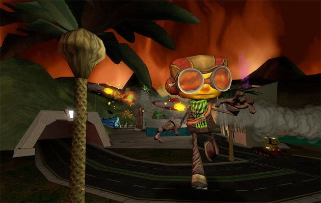 Psychonauts Creator Is Totally Ready For A Sequel