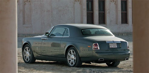 Rolls Royce Phantom Coupe Available To Middle Eastern Buyers Starting Today