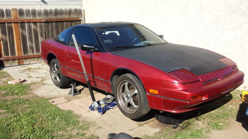Buying a Cheap Craigslist Nissan 240sx is the Best Worst ...