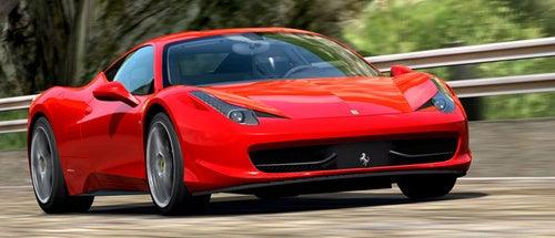 Forza 3 Getting Ferrari DLC