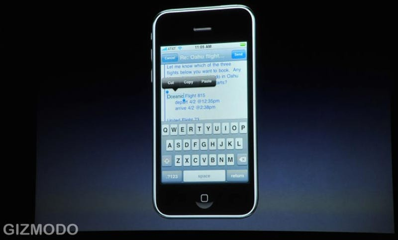 How iPhone 3.0 Will Feel Different