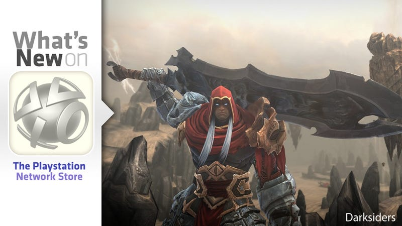 Darksiders, NFL Blitz New This Week on the PlayStation Store