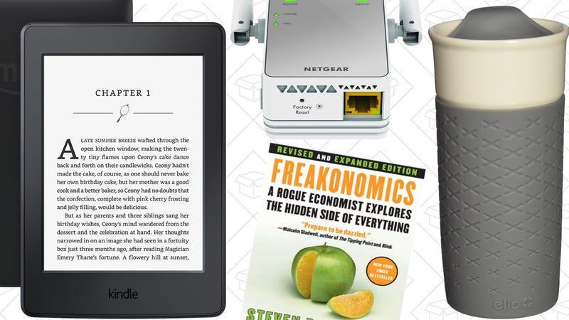 Sunday's Best Deals: Amazon Gadgets, Range Extender, Water Bottles, and More