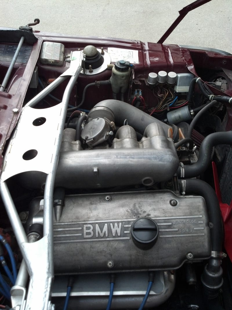 BMW 2002 Tii For Sale by Owner