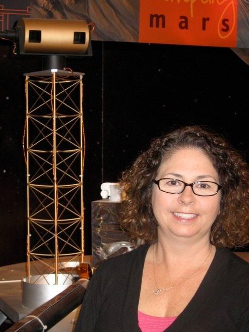 Meet Veronica McGregor, Mars Phoenix Lander's Humanoid Personality Construct