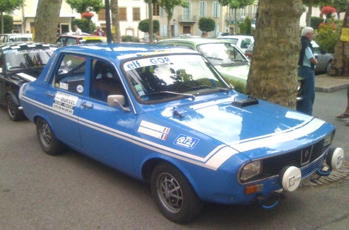Renaults, Citroens And Talbots... Oh My! French Cars On Bastille Day