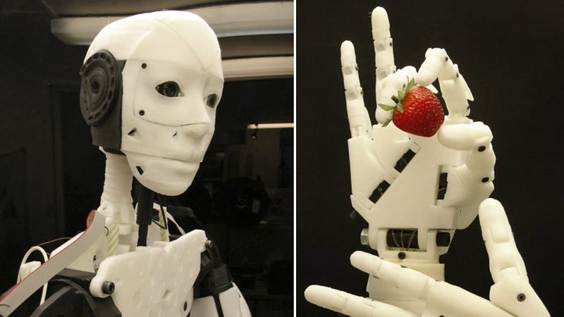 Got a 3D Printer? Build Yourself a Loyal Robot Companion