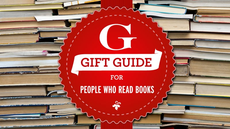 Gift Guide Roundup: The Best Gifts For People Who Still Read Books