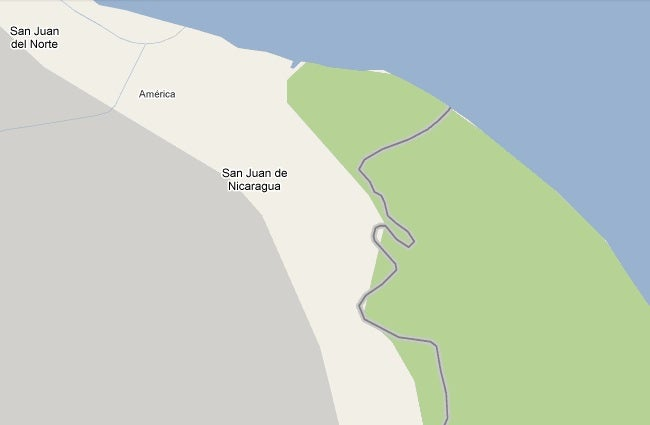 Nicaragua Blames Google Maps for Accidental Invasion of Costa Rica