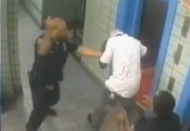 Cop Beat Army Vet After Handcuffing Him