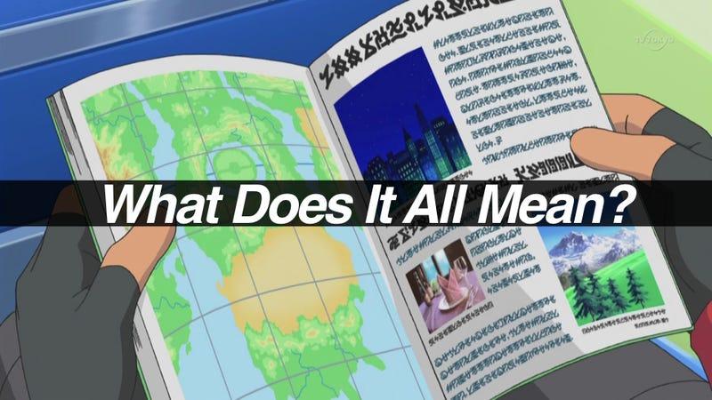 Deciphering Pokémon's Mysterious Language
