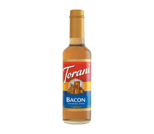Torani Bacon Flavoring Syrup Can Ruin Even the Best Coffee