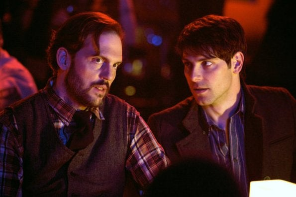 Grimm 'Plumed Serpent' Promo Pictures