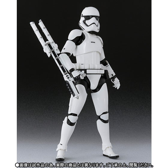 The Force Awakens' Cool New Stormtrooper Has a Cool New Action Figure, Too