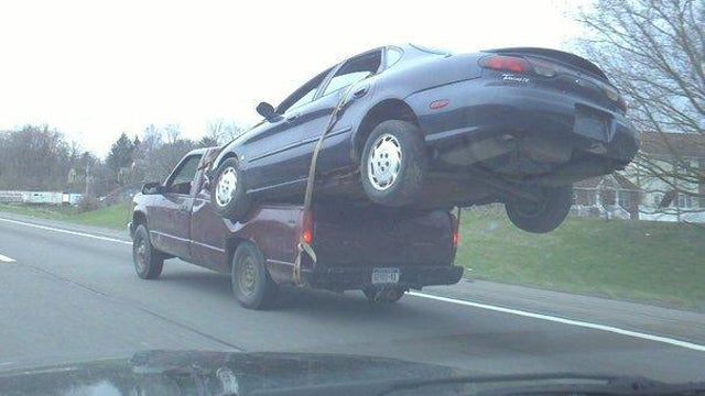 What's The Worst Way To Tow A Car?