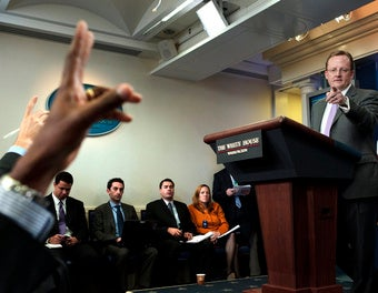 Why Barack Obama Should End White House Press Briefings