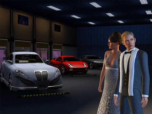 The Sims 3 Moves Into The Fast Lane This Fall