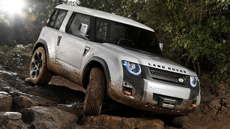 Lamborghini Deimos, New Land Rover Defender Targets Toyota Hilux, And No GM CEO Raises