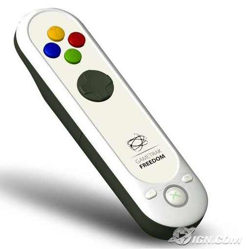 Gametrack Freedom Brings 'Wiimote' to Xbox 360 this Fall