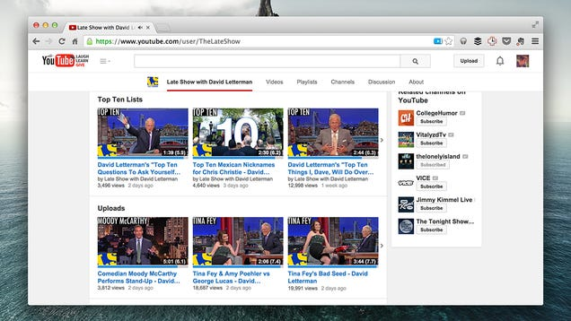 Use Ratings Preview For Smarter YouTube Browsing