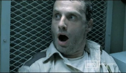 New Walking Dead clips show the TV show's first deviations from the comic