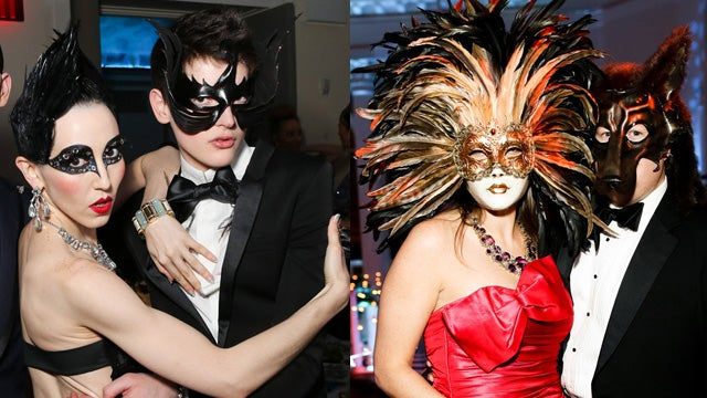 Masquerade Balls Are Kind of Scary
