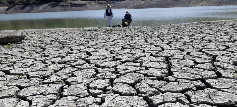 Oh Great, Now the Drought Could Be Causing Earthquakes in California