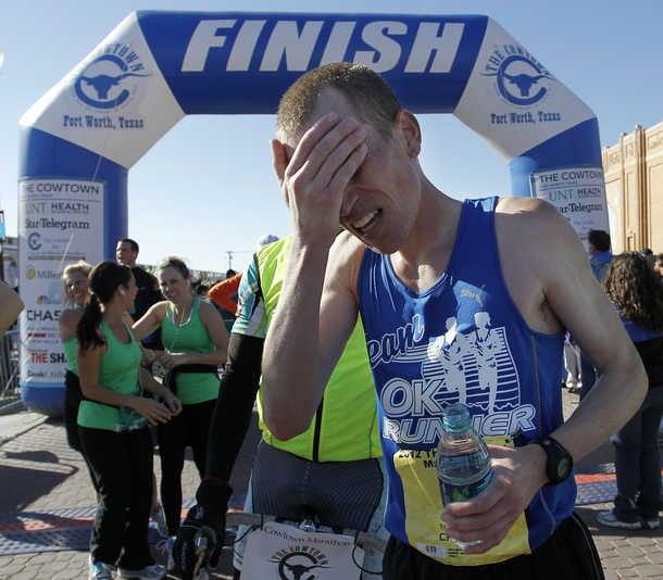 Some Dude Won The Fort Worth Marathon By Six Minutes, But Was DQed Because He Didn't Register