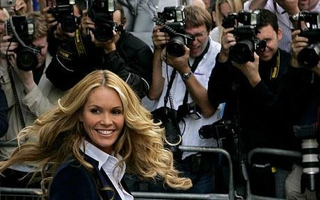 Elle MacPherson To Play Model Agency Director; Barack's Watch Selling Briskly