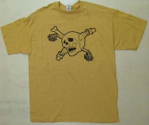Genuine Driveshaft Through The Skull Shirts Now Available!