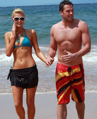 Doug Reinhardt Gets Paris Hilton an Island to Win Back Her Love