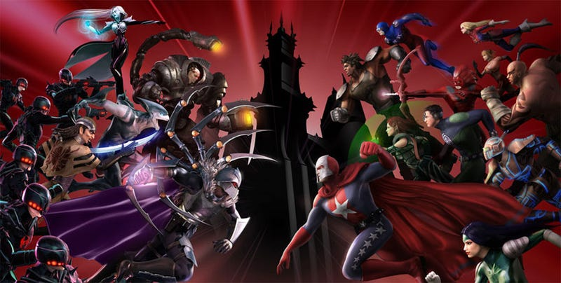 City Of Heroes Brings Dead Accounts Back To Life