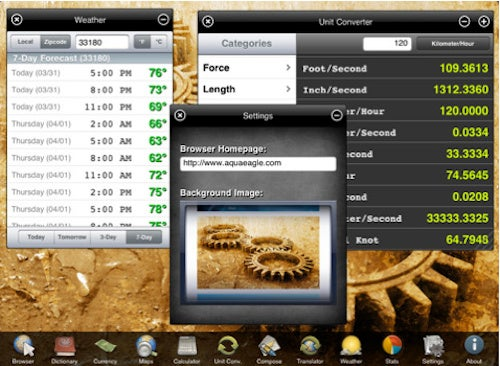 The Desktop App Lets You Pretend That Your iPad Can Multitask