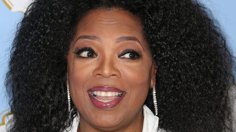 Oprah Winfrey Says That Bag Was Too Expensive Anyway