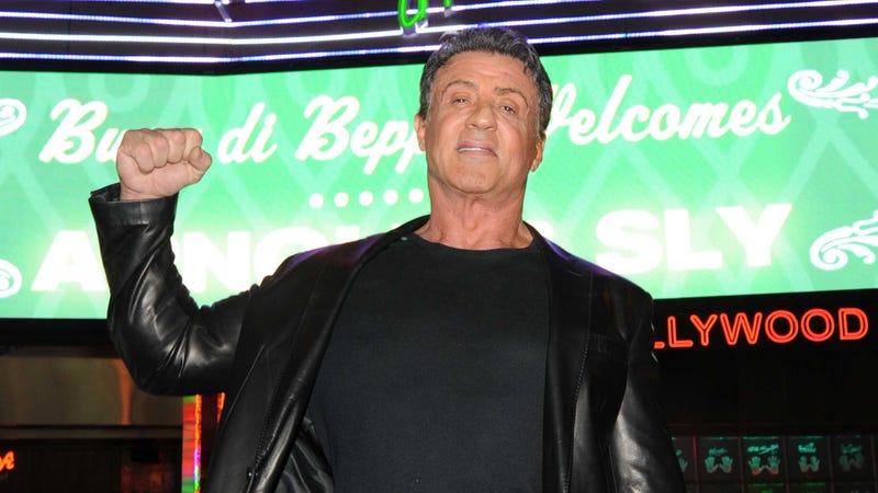 Sylvester Stallone Denies Calling a Paparazzo the N Word