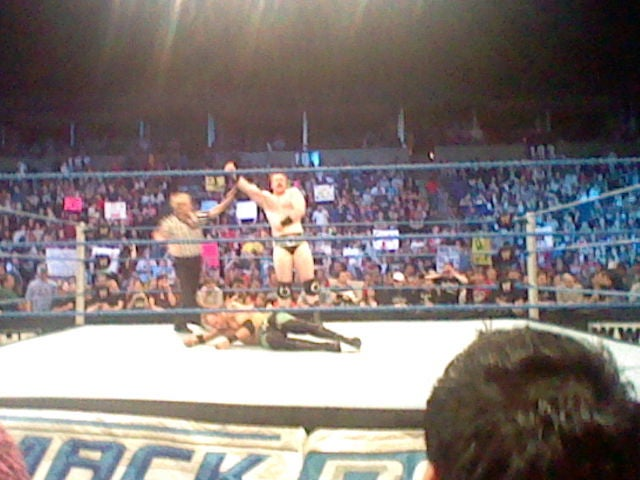 WWE SmackDown Pictures by the Guy with the 3DS
