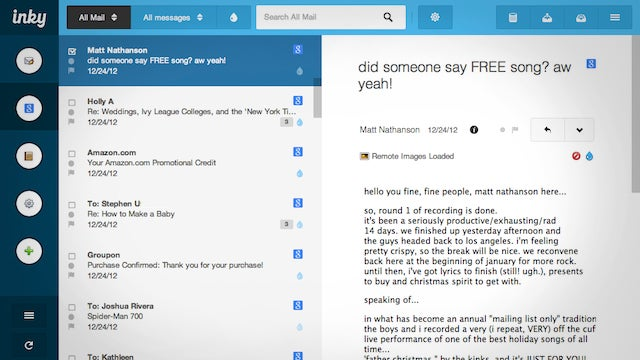 Inky Is a Simple, Smart Email Client that Focuses on Your Most Important Messages
