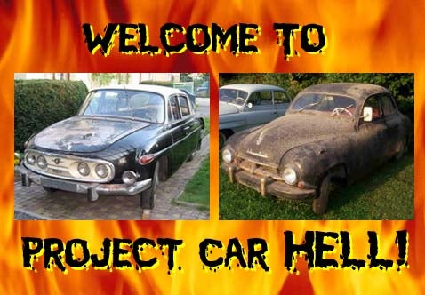 Project Car Hell, Czech Edition: Tatra or Skoda?