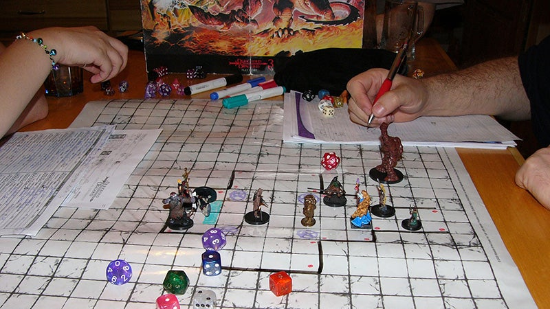 Persuading The Army To Turn Around, And Other Tabletop Stories