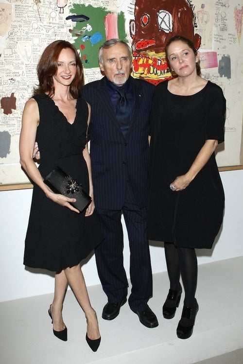 Dennis Hopper's Deathbed Divorce Pits His Daughter against His Wife