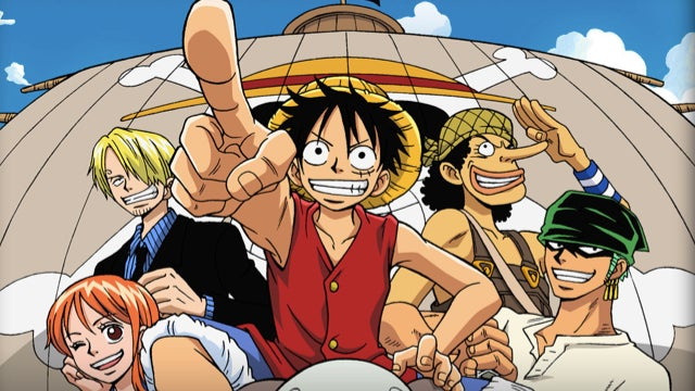Married Couple Arrested for Pirating One Piece